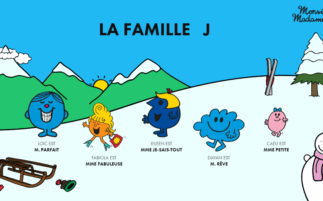 Famille J