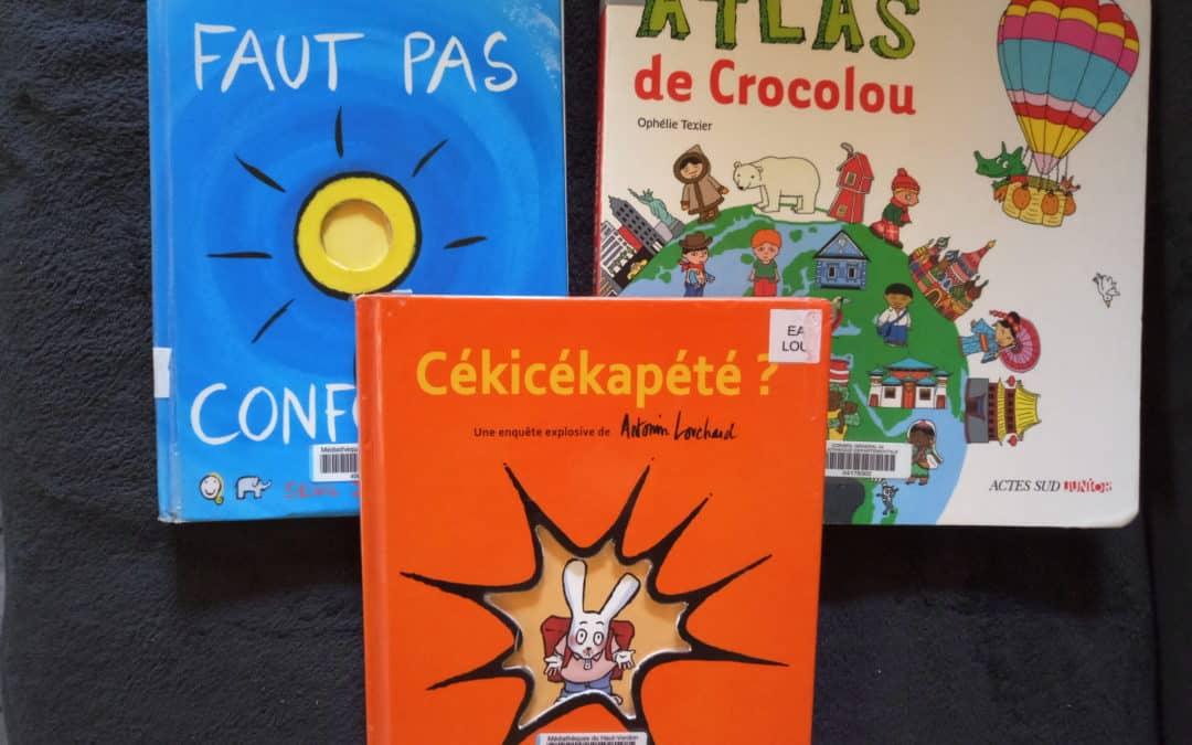 Les lectures de Mme Petite: Septembre